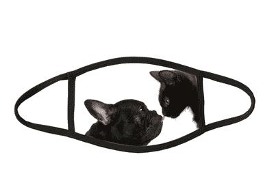 Mondkapje cat_dog